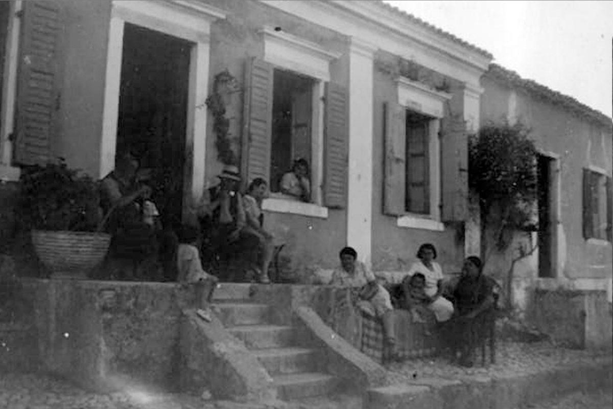 ΟΙΚΙΑ ΠΑΝΑΓΙΩΤΗ ΛΙΟΥΡΗ 1938